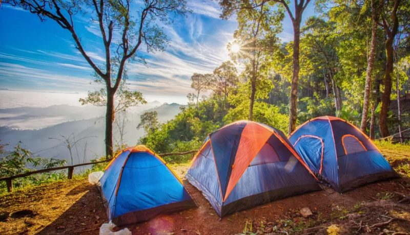 Leave No Trace: How To Have A More Eco-Friendly Camping Trip