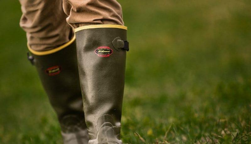 "LaCrosse Men's Grange 18"" Hunting Boots"