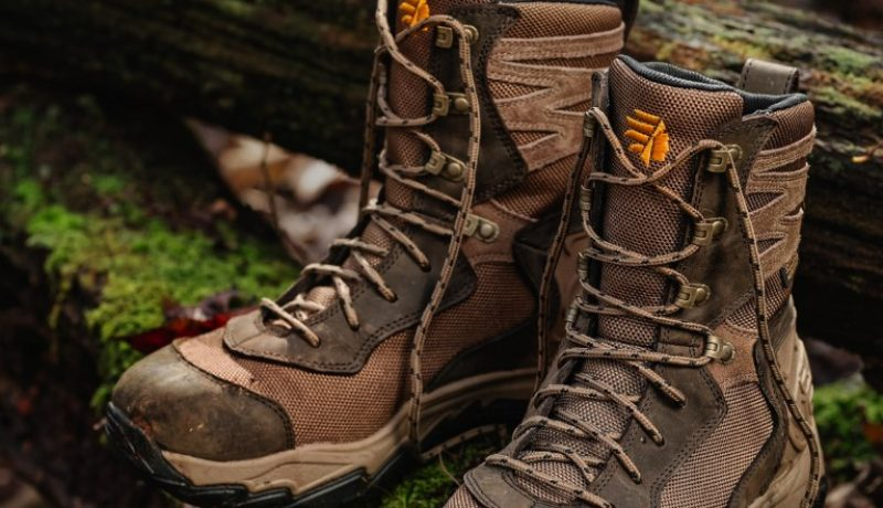 Lacrosse Men's Windrose 8″ 1000G Hunting Boot