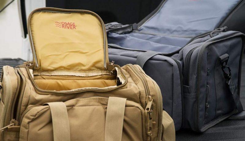 Review of the Osage River Tactical Shooting Gun Range Bag