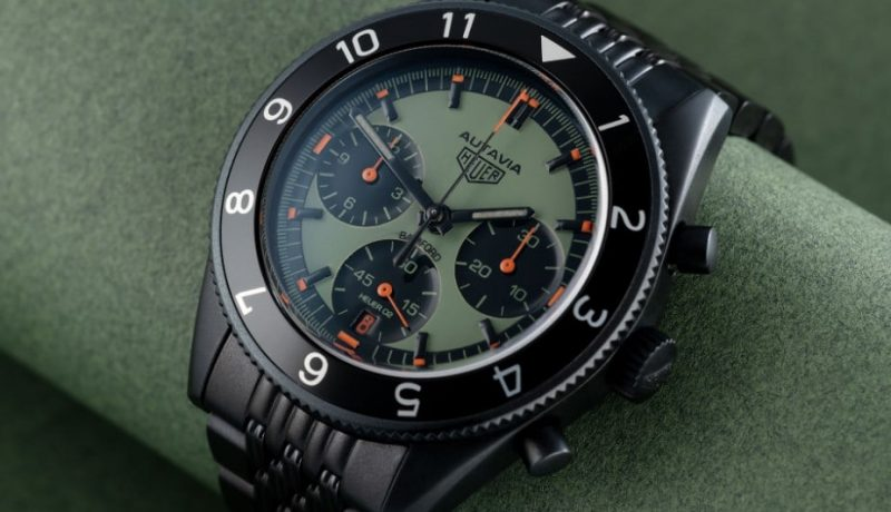 TAG Heurer Military Watches