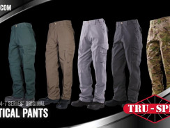 TRU-SPEC Men's 24-7 Series Original Tactical Pant Review