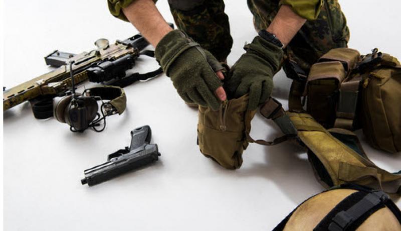 The Benefits Of Gun Range Bags