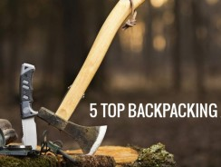 5 Top Backpacking Axes