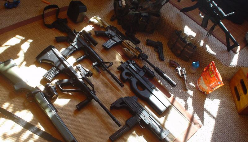 The Exclusive Tips for Finding The Best Airsoft Guns Online