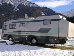 How to Winterize Your RV & Some Tips for Winter Camping