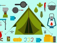 6 essential camping accessories for a beginner
