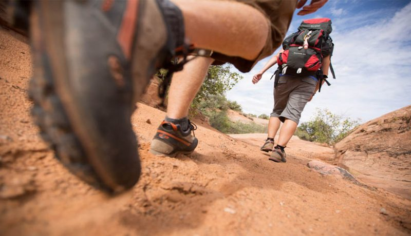 Dealing With Common Hiking Injuries
