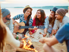 7 Country Songs for Campfire Singalongs