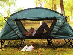 When to Choose Between a Camping Bed Tent and a Standard Tent