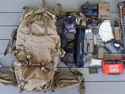 Here's why you shouldn't go hiking without tactical gear