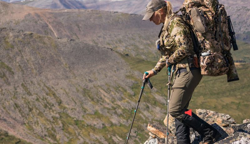Do ladies need specific hunting backpacks?