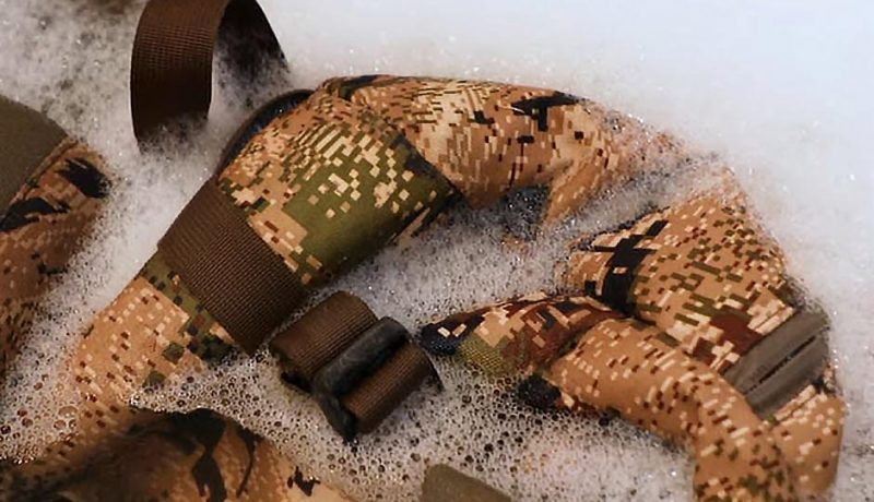 How to Clean and Wash A Hunting Backpack