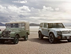 HISTORY OF THE LAND ROVER BRAND – THE CLASSIC CAR FOR THE OUTDOORS