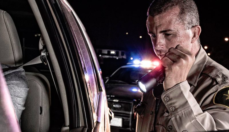 All you ever wanted to know about police flashlights