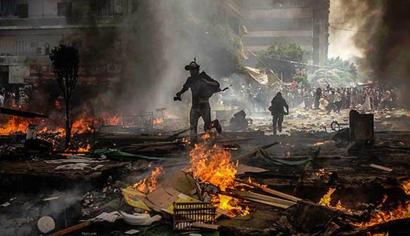 How to Survive Civil Unrest